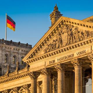 Rijksdag in Berlijn
